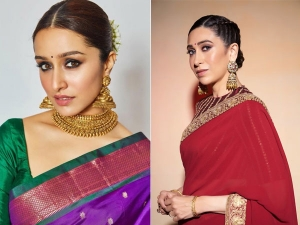 Bollywood Divas In Their Stunning Saris At Diwali Celebration And Our Reviews On Them
