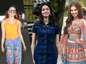 Latest Outfits Of Tara Sutaria Ananya Panday Uravshi Rautela And Other Bollywood Divas