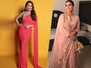 Traditional Pink Outfits From Bollywood Divas For This Navaratri Festival