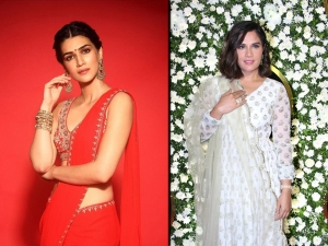 Kriti Sanon And Other Divas Have Latest Diwali Outfit Ideas For You