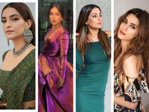 Instagram Beauty Trends This Week Sonam Kapoor Bhumi Pednekar Hina Khan Kriti Sanon