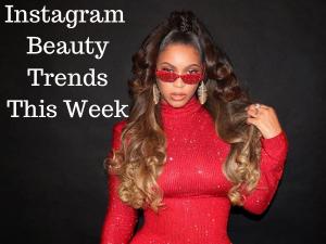 Instagram Beauty Trends Of The Week Beyonce Sonam Scarlett Mrunal And Taapsee