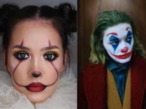 Creepy Make Up Ideas For Halloween