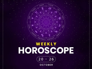 Weekly Horoscope 20 October To 26 October