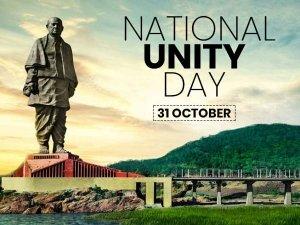 National Unity Day 2019: India Celebrates 144th Birth Anniversary Of Sardar Vallabhbhai Patel