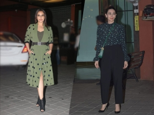 Sonakshi Sinha Karisma Kapoor And Other Divas Flaunt Party