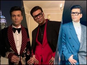 Karan Johar S Jacket Style At Emmys