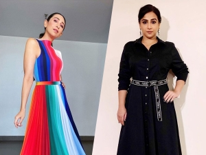 Karisma Kapoor Vidya Balan And Others In Semi Casual Outfits