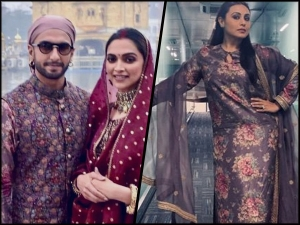 Ranveer Singh And Rani Mukerji In Same Floral Outfits
