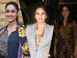 Ileana D Cruz Huma Qureshi And Yami Gautam Spotted In Chic Outfits