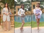 Ileana D Cruz Urvashi Rautela And Kriti Kharbanda For Pagalpanti Promotions