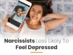 Narcissists Are Less Likely To Feel Depressed Or Stressed
