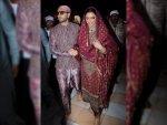 Deepika Padukone Ranveer Singh In Vibrant Outfits At Harmandir Sahib