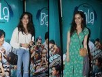 Stylish And Casual Outfits Sported By Bollywood Divas At Bala Screening And Exhibit Tech Awards