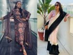 Rani Mukerji S Ethnic Outfits For Mardaani 2 Promotions
