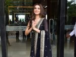 Tara Sutaria Stuns In A Traditional Outfit For Marjaavan Promotions
