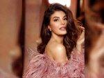 Jacqueline Fernandez S Red Lehenga From Her Elle India Photoshoot