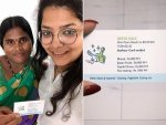 Geeta Kale Domestic Helper Of Pune Became Internet Sensation Through Her Visiting Card