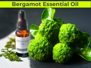 Health Benefits Of Bergamot Essential Oil