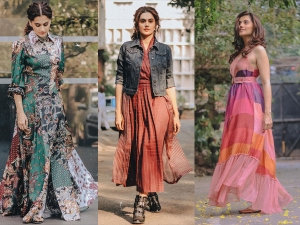 Taapsee Pannu S Dresses For Iffi Goa And Other Events