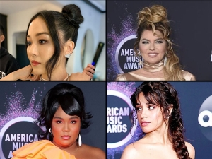 Camila Cabello Constance Wu And Others Introduce Cute Hairstyles At American Music Awards