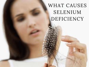 Selenium Deficiency Causes Symptoms Risks Treatment