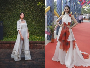 Rakul Preet Singh S Fashion At Iffi Goa