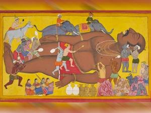 Unknown Facts About Kumbhakarna