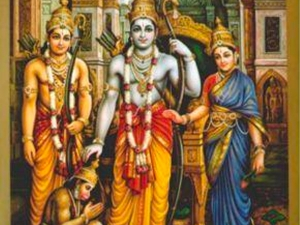 What Happened When Lord Rama Was Unable To Identify Sita Jewellery