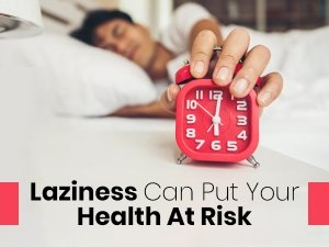Laziness Can 'Really' Kill You, Reports Study