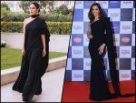 Kareena Kapoor Khan And Deepika Padukone In Black Hued Outfits