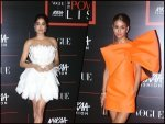 Janhvi Kapoor And Other Divas At The Voguexnykaa Event
