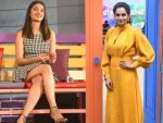 Radhika Apte And Sania Mirza S Outfits At We The Women Event