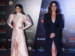 Anushka Sharma Yami Gautam And Other Divas At The Filmfare Glamour And Style Awards