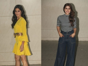 Katrina Kaif And Other Divas At Salman Khan S Birthday Bash