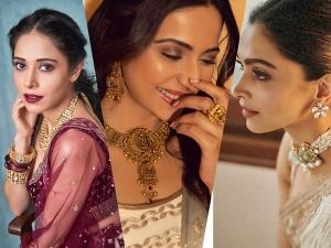 Deepika Padukone Kangana Ranaut And Other Divas Give Wedding Goals With Their Neckpieces