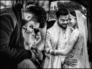 Virat Kohli And Anushka Sharma S Second Wedding Anniversary
