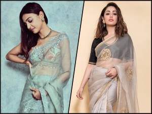 Radhika Apte Yami Gautam And Other Actresses In Saris