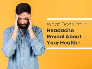 What Does Your Headache Reveal About Your Overall Health