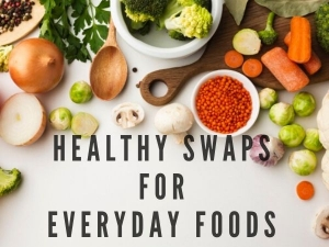 Healthy Alternatives For Your Everyday Food