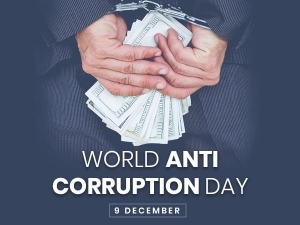International Anti Corruption Day 2019 Slogans And Quotes