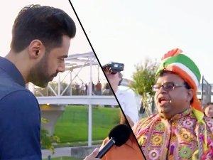 Man Calls Hasan Minhaj 'Anti-Indian', And What Happens Next Will Stir Up A Laugh Riot