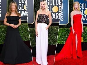 Golden Globes 2020 From Jennifer Aniston To Priyanka Chopra Best Dressed Celebs