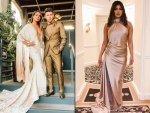 Stylish Priyanka Chopra Jonas With Nick Jonas At Grammy