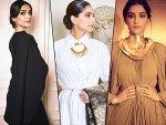 Sonam Kapoor Ahuja S Paris Fashion Week 2020 Fashion Looks