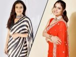 Kajol S Best Saris From Her Film Tanhaji Promotional Wardrobe