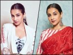 Shakuntala Devi Actress Vidya Balan In Six Different Gorgeous Outfits At Events