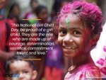 National Girl Child Day Quotes