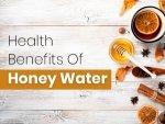 Benefits Of Drinking Honey Water