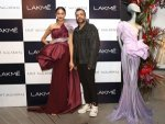 Amit Aggarwal Unveils Lakme Fashion Week Summer Resort Grand Finale Collection